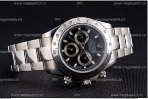 Stainless Steel Band Top Quality Silver Rolex Daytona Swiss Mechanism Luxury Watch 5357 Replica Review
