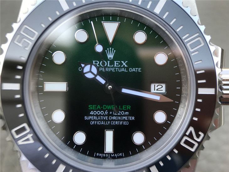 Rolex Green Sea Dweller Replica